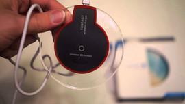Беспроводная зарядка для всех смартфонов+ Приемник 5