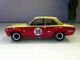 Модель Ford Escort I TC GP DER Tourenwagen #36 1 18 2