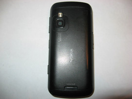 Nokia C6-00 The Best Symbian Black White 5