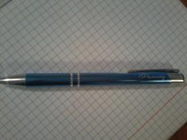 Металлическая ручка с гравировкой 6