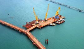 земельный участок в Черноморском торговом порту