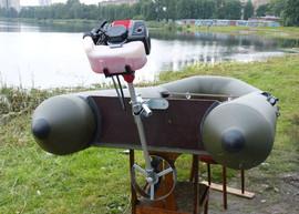 Лодочный мотор Шторм-50 (2 л.с.) 2