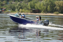 Продаем лодку (катер) Quintrex 475 Coast Runner 3