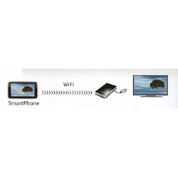 AV ресиверы Value Wireless A/V Receiver for Smartphones