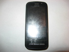 Nokia C6-00 The Best Symbian Black White