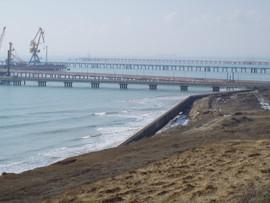 земельный участок в Черноморском торговом порту 3