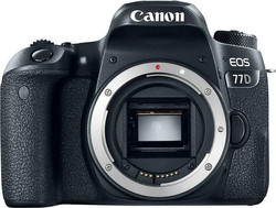 цифровые фотоаппараты Canon 77D