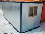 Изготовление блок-контейнеров(металлических бытовок)