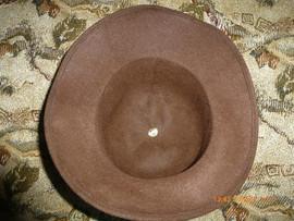 Шляпа женская 3
