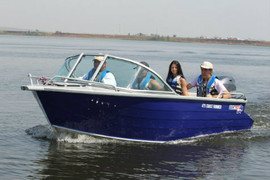 Продаем лодку (катер) Quintrex 475 Coast Runner 2