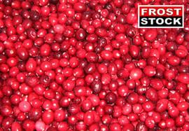 Замороженные ягоды. Клюква 2