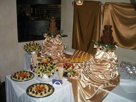 Шоколадный фонтан на Ваше торжество. 3
