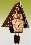 Часы настенные из дерева сделанные своими руками