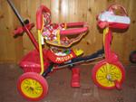 Велосипед Ягуар
