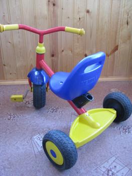 Велосипед Kettler детский 2
