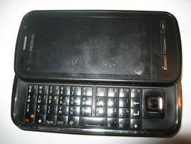 Nokia C6-00 The Best Symbian Black White 3