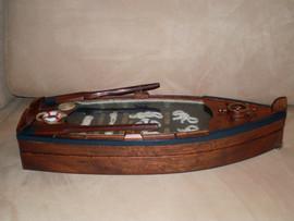 Ключница-лодка 4
