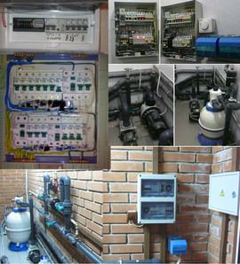 Электромонтажные работы, услуги электрика 4