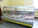 Холодильное оборудование б/у (горки, бонеты, витрины, стеллажи,