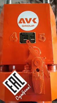 Дизельмолот DD-45 с наголовником 3