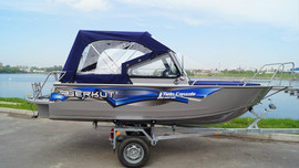 Продаем катер (лодку) Berkut L-TwinConsole 4