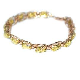Ювелирные украшения с золотыми самородками высшей 850-950 пробы. 3