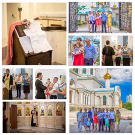 Таинство Крещения / Сhristening Photographs