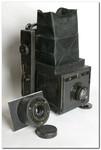фотоаппарат MENTOR REFLEX PLANT. 1923 года