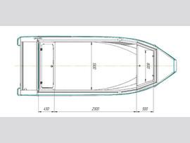 Продажа катеров Берекут S, организуем доставку по России 2