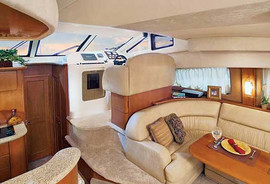 Продается моторная яхта Silverton 43 2