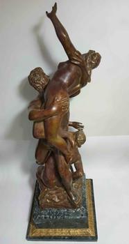 Бронзовая статужтка Похищение Сабинянок.70 см. Выбрать подарок 2