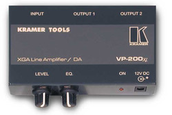 AV ресиверы Kramer Electronics VP-200XL amplifier