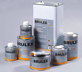 Материалы для покраски автомобиля brulex