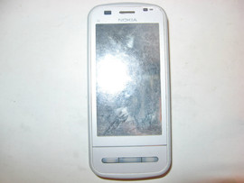 Nokia C6-00 The Best Symbian Black White 6