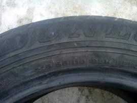 1 летняя шина Dunlop SP Sport 2020E 215/55R16 2