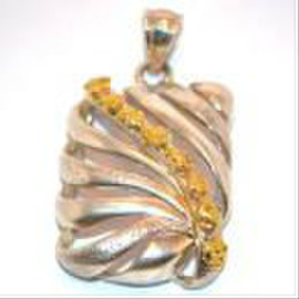 Ювелирные украшения с золотыми самородками высшей 850-950 пробы. 7