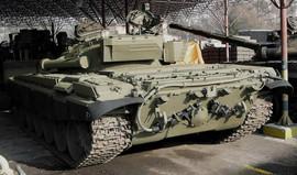 Танк T-72 в хорошем состоянии 3