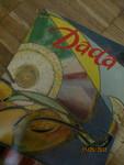 Авторский альбом художника Dada. 64 страницы формата А4 в мягком