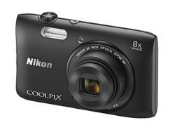 цифровые фотоаппараты Nikon S3600
