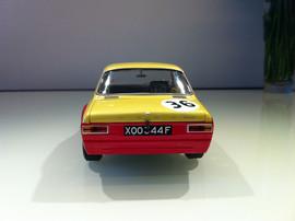 Модель Ford Escort I TC GP DER Tourenwagen #36 1 18 6