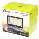 Автомобильный GPS навигатор Ritmix RGP-485 новый (не китай)