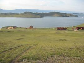 Продам земельный участок на берегу О.Байкал