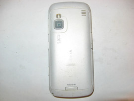Nokia C6-00 The Best Symbian Black White 8