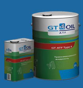 Трансмиссионаая жидкость GT ATF Type III (Dexron III)