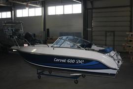 Продаем катер (лодку) Корвет 600 DC 3