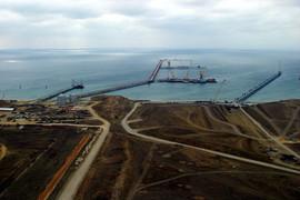 земельный участок в Черноморском торговом порту 2