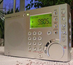 Новый,цифровой радиоприёмник Grundig WR 5408PLL(сделан в Европе)