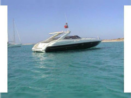 Аренда лодки 1998 Sunseeker Superhawk 48