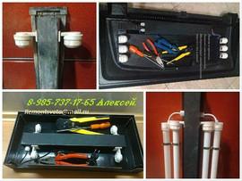 Аквариумные светильники ремонт 6