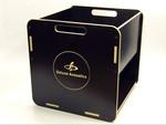 Ящик для хранения виниловых пластинок